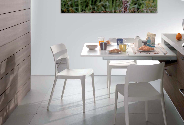 100 Transformable Furniture Boulon Blanc