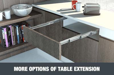 An Extension Table Extends A Base Table In The Sense That It Effectively  Adds Additional Columns. The Table Extension Fitting Allows ...