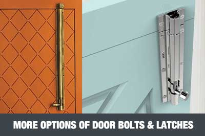 Door Bolts & Latches