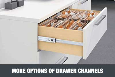Drawer Channels
