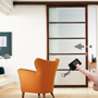 Automatic Sliding Door Fitting with Remote Control