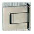 Automatic Hinge - Opening 180° - Satin Nickel Finish