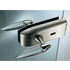 Lock BB Key Hole function - Satin Chrome Finish