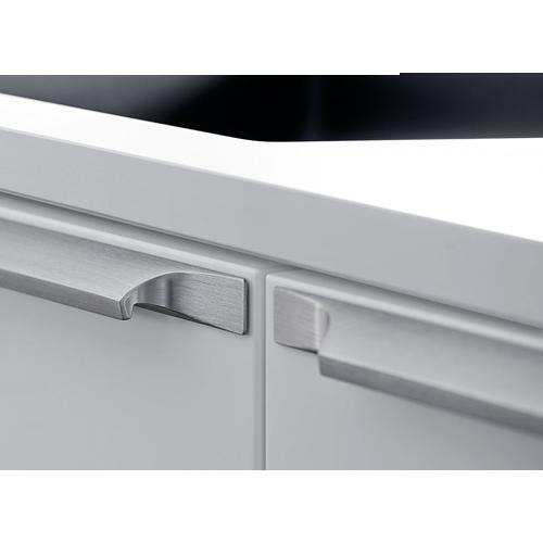 Buy Aluminum Inox Look Cabinet Handles Online In India
