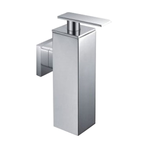 Bathroom mirror cabinet with lights - Buy Square Liquid Soap Dispenser Chrome Finish Online In India