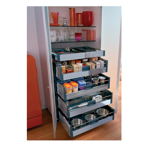 Buy tandembox tall unit for cabinet width 450mm to for Tall kitchen drawer unit