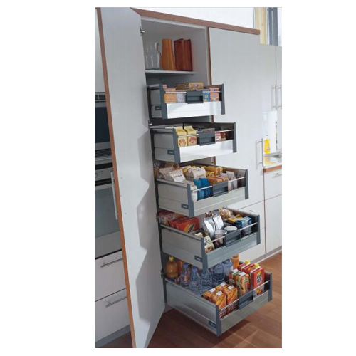 Buy Tandembox Larder Unit For Cabinet Width 450mm To 600mm Contains Set Of 5 Inner Drawer