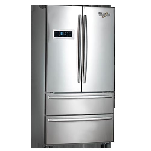 Buy French Door Bottom Mounted Refrigerator Online In