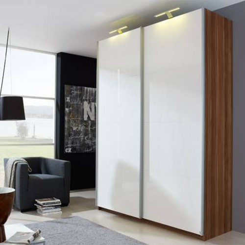 Buy Wardrobe Sliding Fitting For 2 Doors Overlap With