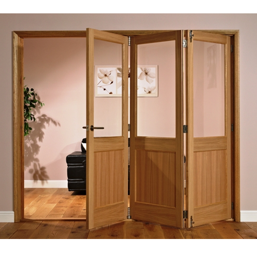 Buy Sliding Folding Door Fitting For 3 Doors Heavy 120
