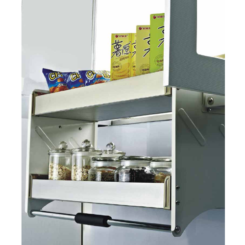 Pull Down Kitchen Cabinets: Buy Magic Pull Down - 600mm Online In India