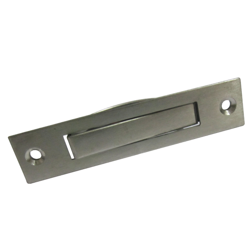Buy Concealed Cabinet Pull Handle Big Ss Finish Online