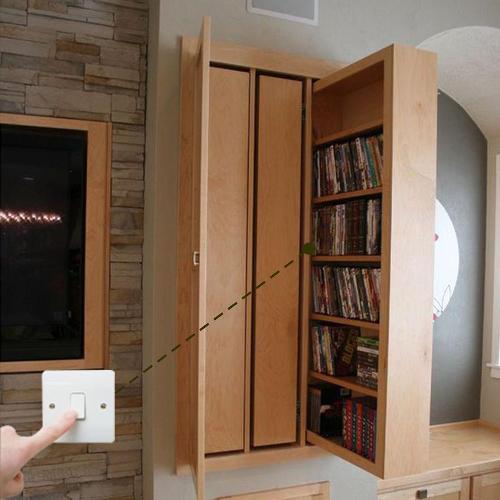 Buy Horizontal Side Cabinet Sliding Fitting Automatic