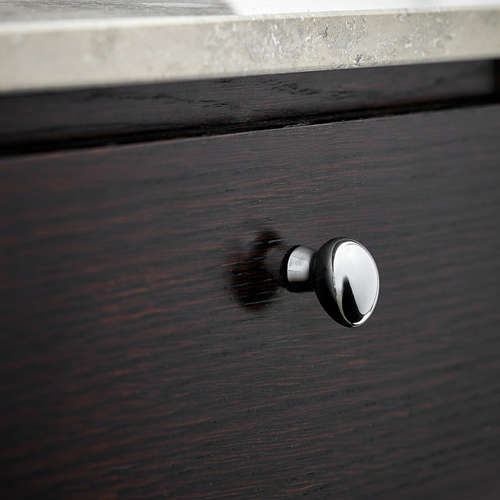 Buy EGG Cabinet Knob - 28mm - Bright Chrome Finish Online in India ...