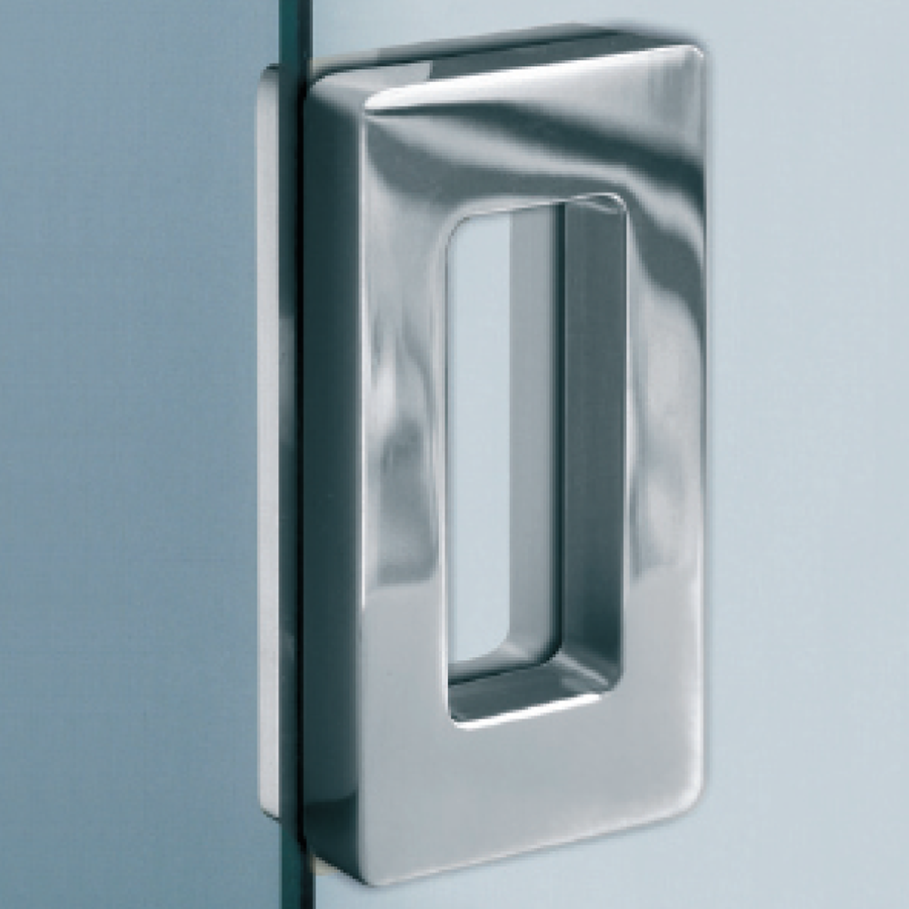 Buy Sliding Door Handle With Invisible Fixing Screws 60x110mm