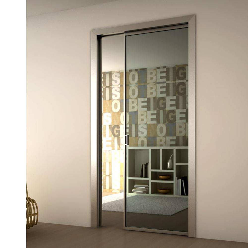 Buy Aluminium Frame for Flush Pocket Sliding Doors - Anodized ...