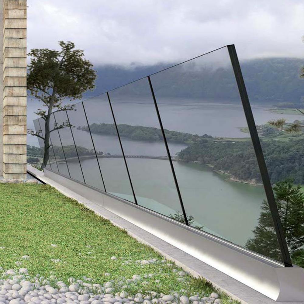 Buy Profile For Glass Railings Inclined Anti Vertigo