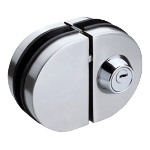 Buy Glass Door Lock Stainless Steel Finish Online In India