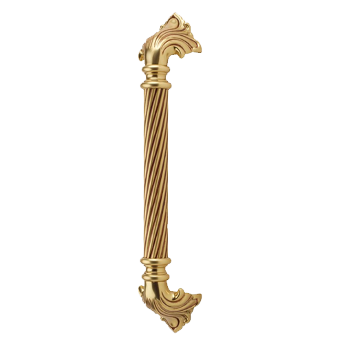 Liberty Door Pull Handle In French Gold Finish 380mm