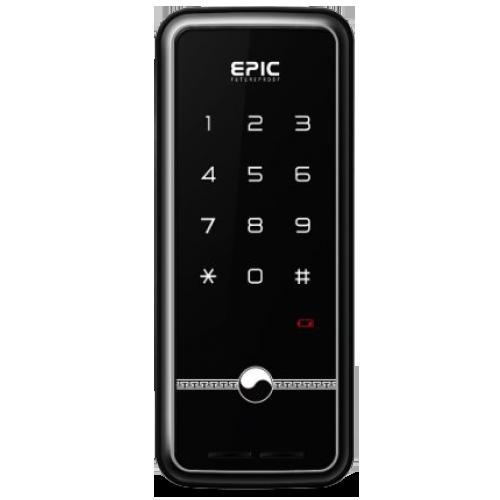 Buy Digital Door Lock Black Colour N Touch Password