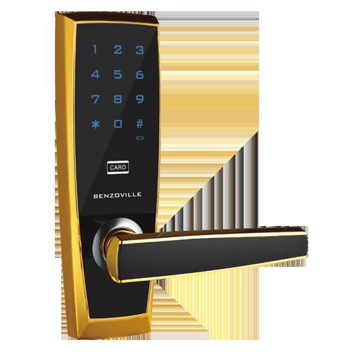 Buy Code Door Lock Intelligent Password Lock Black