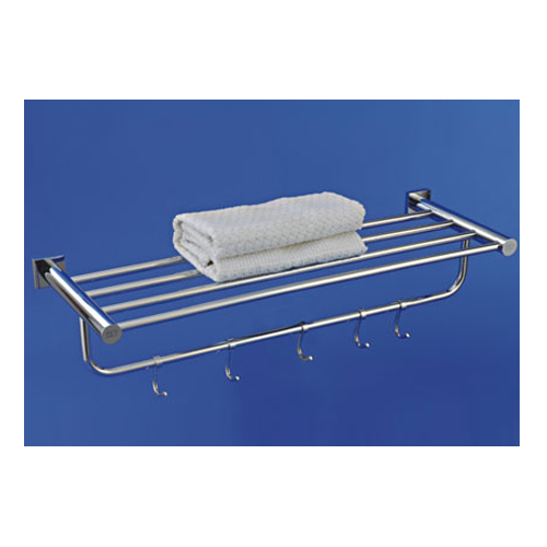 Buy Sapphire Towel Rack With Hook 600mm Stainless Steel