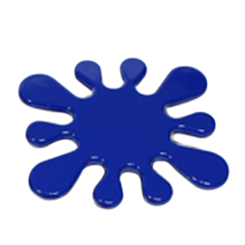 Buy Kids Amoeba Handle In Blue Color Online In India