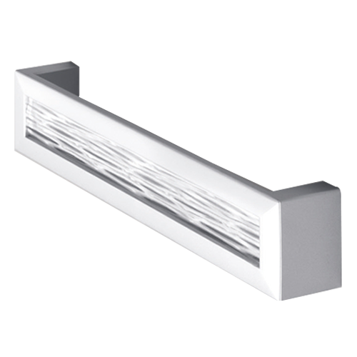 Buy Express Modular Kitchen Cabinets In High Gloss Finish: Buy Cabinet Handle High Gloss White With Transparent