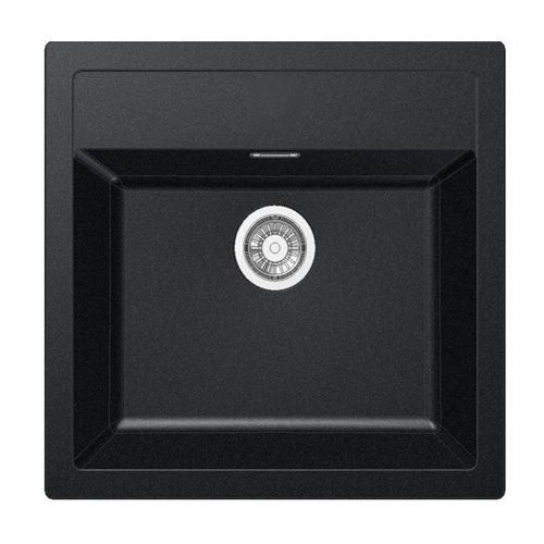 Buy Kitchen Sink - Carbon Black Colour - 560X530mm Online in India ...