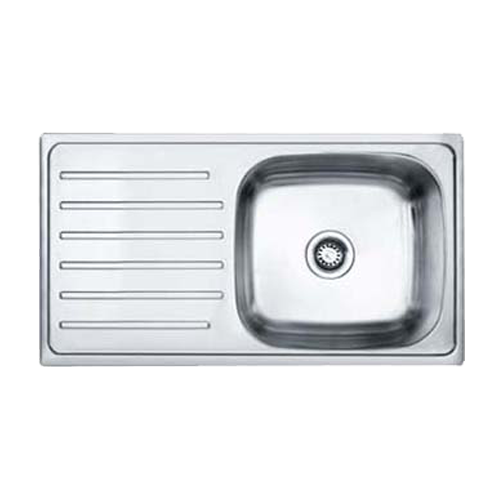 Buy Kitchen Sink - Mircrodecor - 36x20/915x510mm Online in India ...
