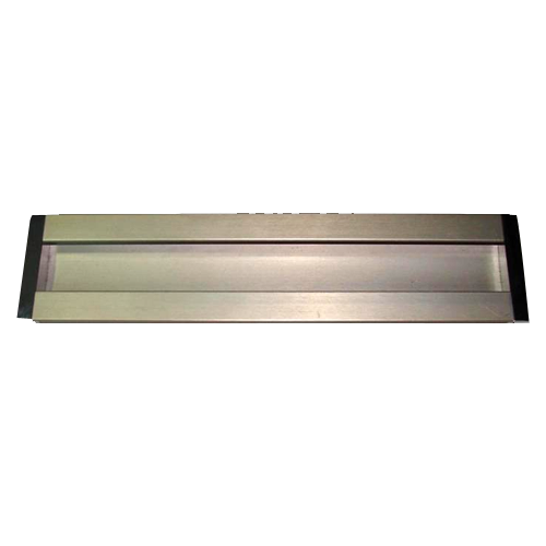 Door Flush Handle Consil HD   288mm   Stainless Steel/Chrome Plated Finish