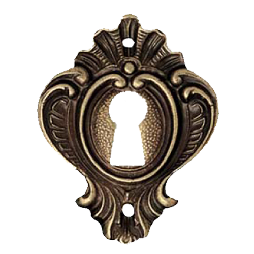 Buy Antique Bronze Finish Key Hole Online In India
