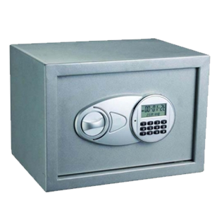 Safe - Tusker Grey - (W)350x(H)250x(D)250mm