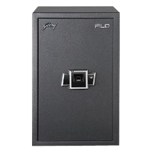 Security Solutions Filo Biometric Security Locker - Black - 556(H)X350(W)X358(D)mm