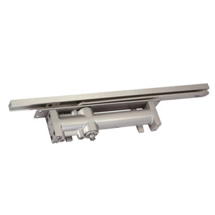 Concealed Door Closer Size 3 - Hold Open - Silver Finish