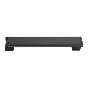 Modern Cabinet Handle - 608mm -  Black Colour