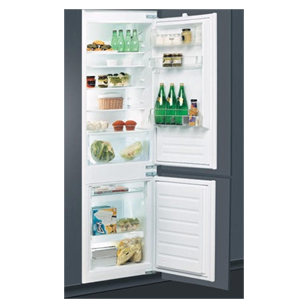 Bottom Mount Built-in Refrigerator - Load Capacity - 277 Liters