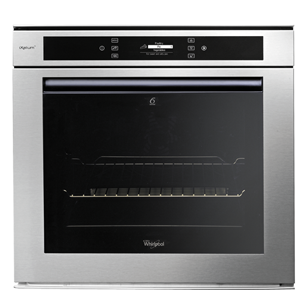 6th Sense Convection Buit-in Oven - Load Capacity - 73 Ltr - Black Glass & Inox Finish
