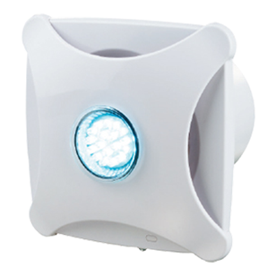 VENTS X STAR SERIES - Exhaust Fan - Weight - 0.61kg - Dia - 100mm