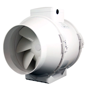 VENTS TT SERIES - Exhaust Fan - Weight - 1.35kg - Dia - 125mm