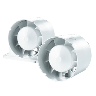 VENTS VK01 SERIES - Exhaust Fan - Weight - 0.41kg - Dia - 100mm