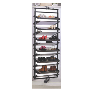 360 Degree Revolving Shoe Rack (12 Layers) - Cabinet Internal - 764mm