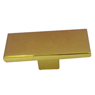 Cabinet Knob - Gold Finish - 20X50X20mm