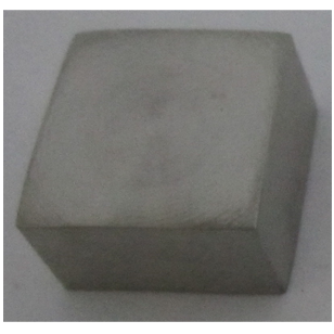 Square Caps - 12mmX12mm - SS Finish