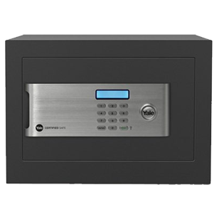 Certified Home Digital Safe Box (Small) - Grey Colour - Size 250mm X 350mm X 300mm