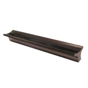 Profile Cabinet Handle - 160mm - Copper Finish