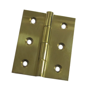 Butt Hinge - 2X3/4 Inch - Gold Finish