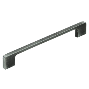 Cabinet Handle - 204mm - Iron Colored Brushed finish
