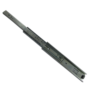 Ball Bearing Drawer Slide - 350mm (14 Inch) - Black/SS Finish
