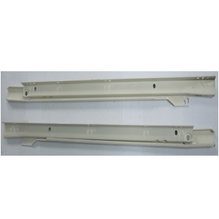 Bottom Drawer Channel - 24 Inch - Ivory Colour